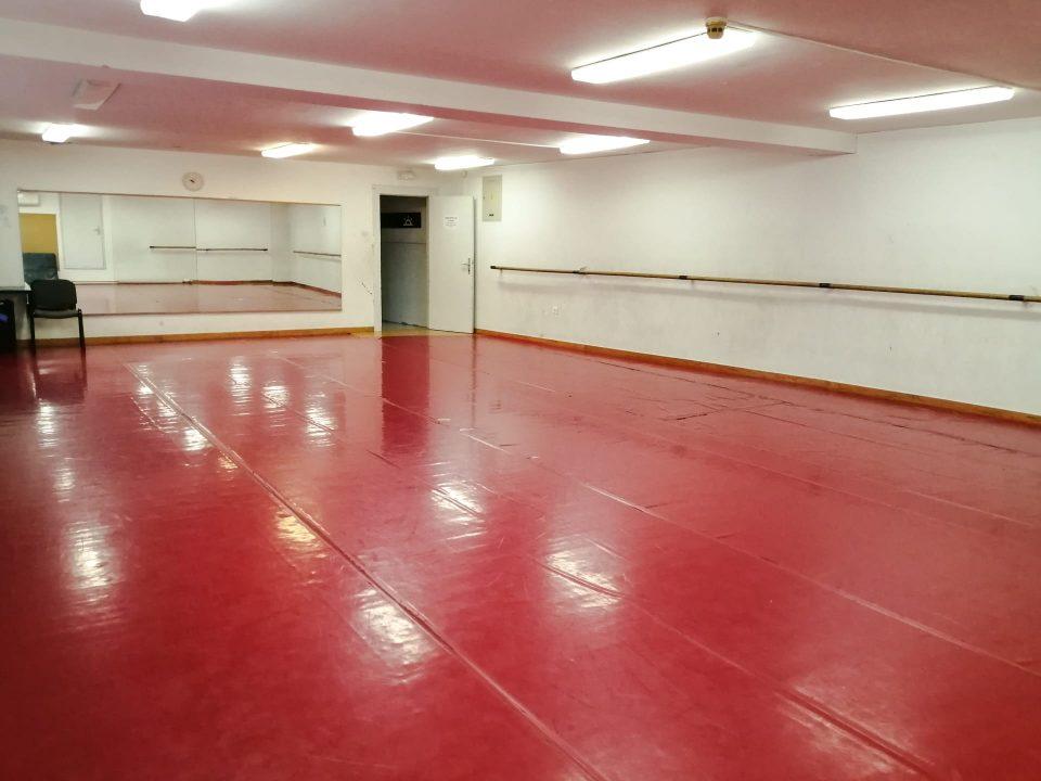 HKD Sušak - Dvorane za vježbanje