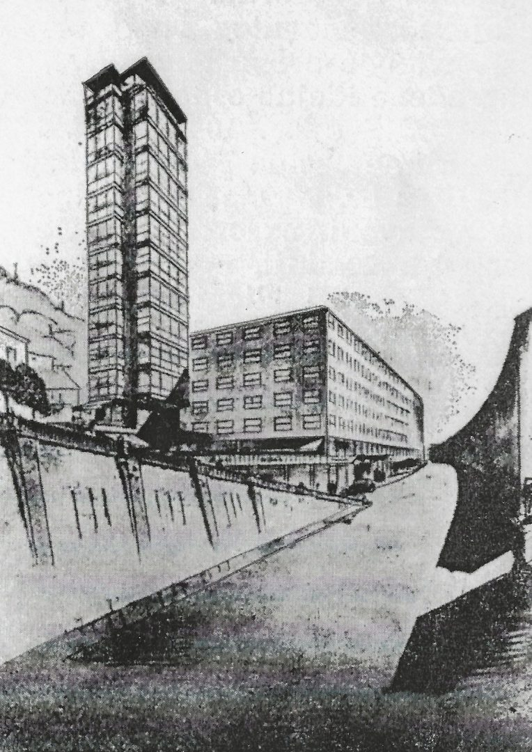 HKD - Izgradnja