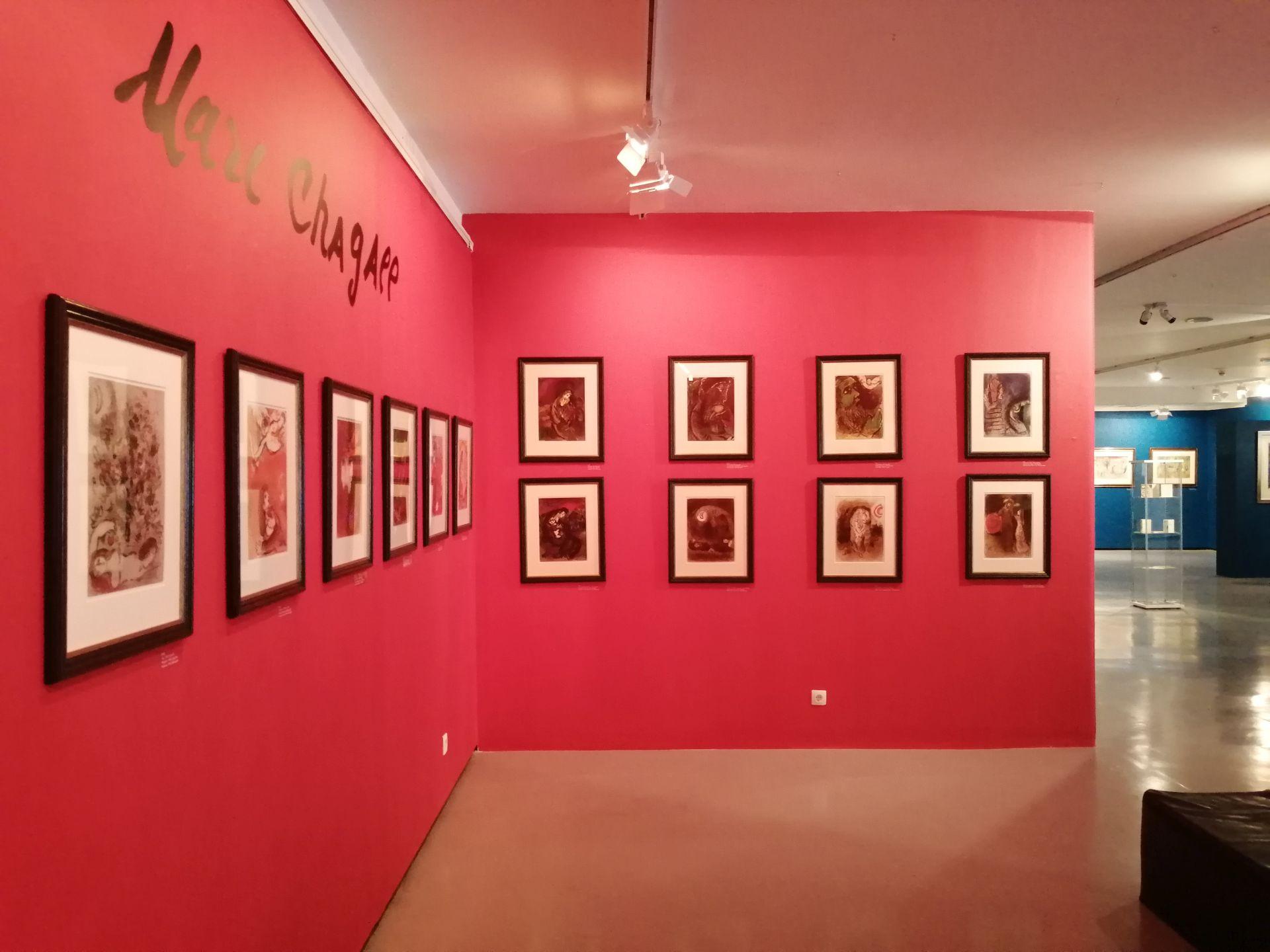 Marc Chagall: Boje ljubavi