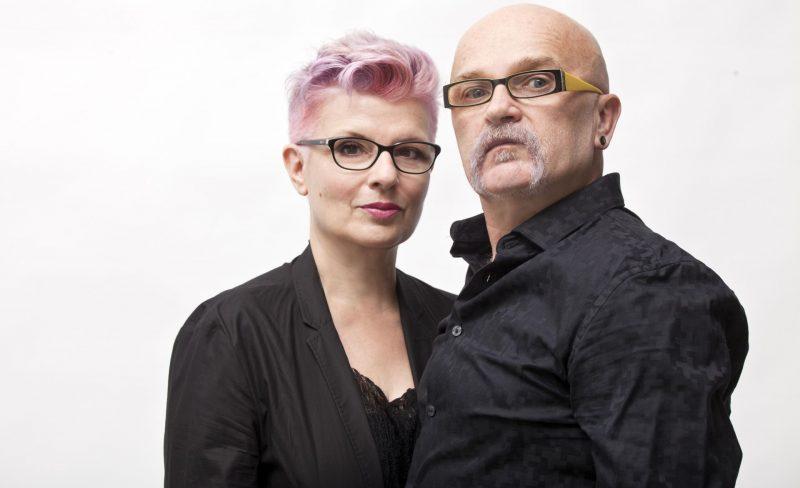 Sanja Bachrach Krištofić i Mario Krištofić