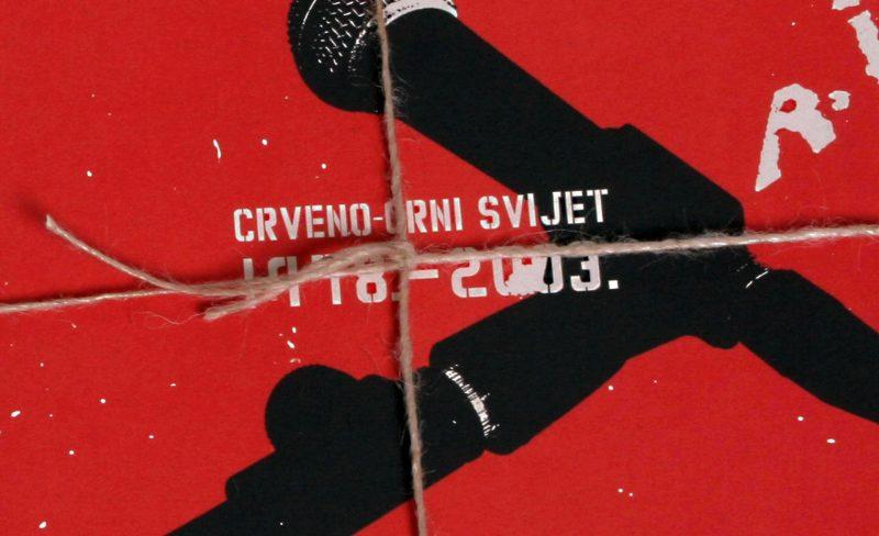 Katalog izložbe uz CD Prljavog kazališta,2003