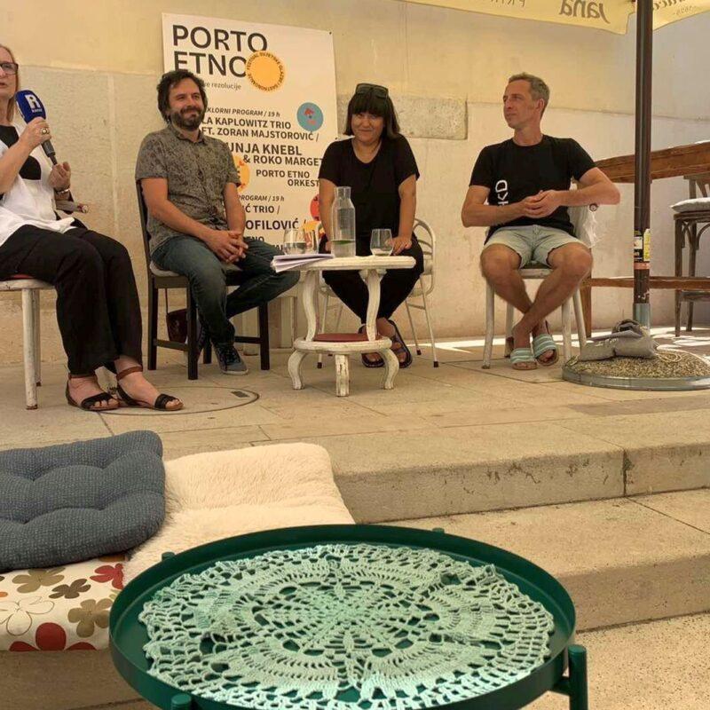 Konferencija za medije festivala Porto Etno